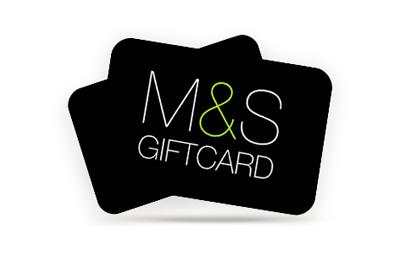 Marks and Spencer Gift Card